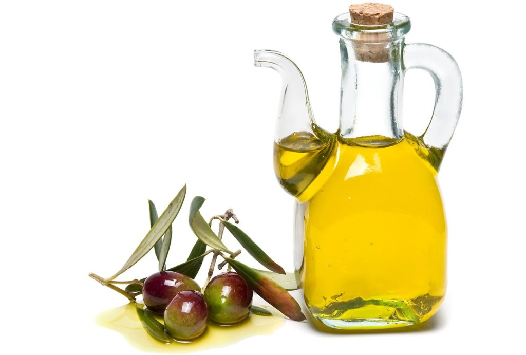aceite saludable